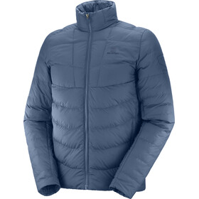 Salomon Sight Storm Jacket Men dark denim